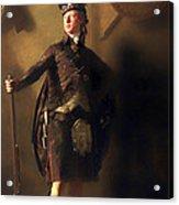 Colonel Macdonnel Of Glengarry Acrylic Print