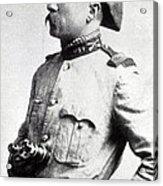 Colonel Theodore Roosevelt 1898 Acrylic Print