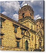 Colonial Church Acrylic Print