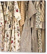 Colonial Closet Acrylic Print
