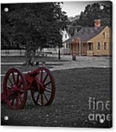Colonial Days Acrylic Print