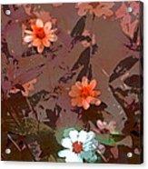 Color 122 Acrylic Print