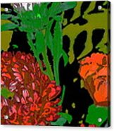 Color 123 Acrylic Print