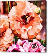 Color 145 Acrylic Print