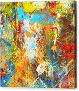 Color Burst #1 Acrylic Print