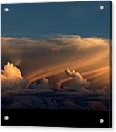 90234 Color Cloud Nm  Acrylic Print