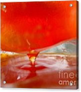 Color In Ice Series 4 Acrylic Print