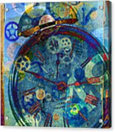 Color Time Acrylic Print