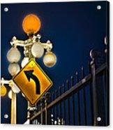 Colorado Street Bridge 2 Acrylic Print