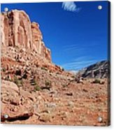Colorado Escalante Canyon Acrylic Print