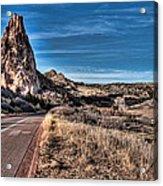 Colorado Highway Acrylic Print