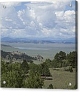 Colorado Meadow Acrylic Print