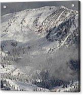 Colorado Mountain High Acrylic Print