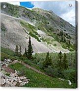 Colorado Mountain Landscape Acrylic Print