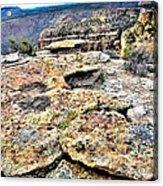 Colorado National Monument Acrylic Print