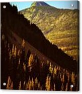 Colorado Number Seven Acrylic Print