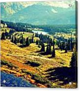 Colorado Number Two Acrylic Print