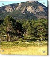 Colorado Outdoors Acrylic Print
