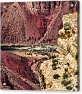Colorado River. Grand Canyon Acrylic Print