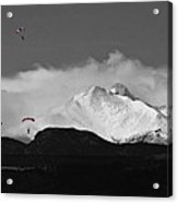 Colorado Rocky Mountain High Acrylic Print
