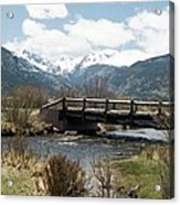 Colorado - Rocky Mountain National Park 03 Acrylic Print