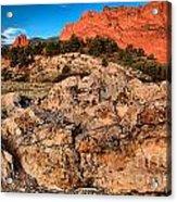 Colorado Springs Icon Acrylic Print