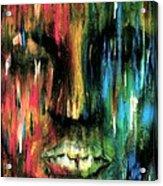 ColorBlind Acrylic Print