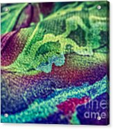 Colored 2 Acrylic Print