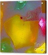 Colorful Abstract 01 Acrylic Print