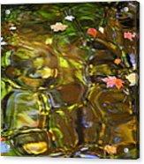 Colorful Carmel Acrylic Print
