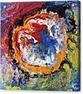 Colorful Happy Acrylic Print