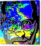 Colorful Jobs Acrylic Print