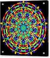 Colorful Kolide  Acrylic Print
