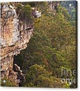 Colorful Overlook Acrylic Print