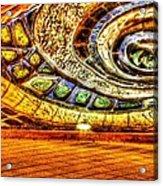Colorful Path Acrylic Print