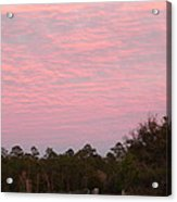 Colorful Sky Number 2 Acrylic Print