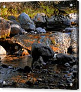 Colors Changing Acrylic Print
