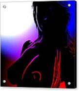 Colors Of Desire Acrylic Print by Steve K