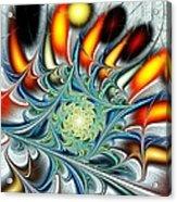Colors Of The Spirit Acrylic Print by Anastasiya Malakhova
