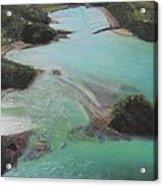 Colors Of Tutukaka Acrylic Print