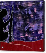 Colors Of War Acrylic Print