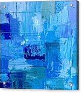 Colour Blue 2 Acrylic Print