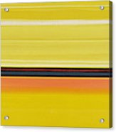 Colour Energy 13  Acrylic Print by Izabella Godlewska de Aranda