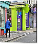 Colours Of Brighton Acrylic Print