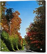 Colours Of Caledon Acrylic Print