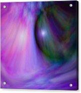 Colours Of Creation 4 Acrylic Print
