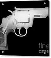 Colt 357 Magnum Reverse Acrylic Print