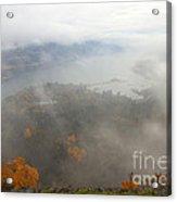 Columbia River Hidden Acrylic Print