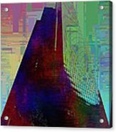 Columbia Tower Cubed 1 Acrylic Print