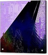 Columbia Tower Cubed 4 Acrylic Print